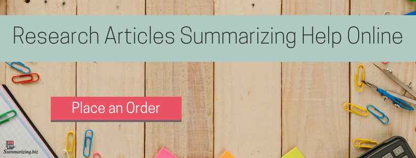 avail writing an article summary