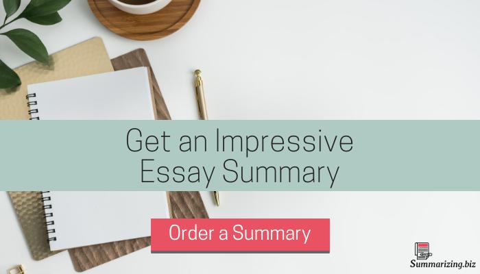 summarize an essay online