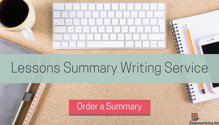 summarizing lessons online