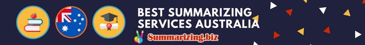 best summarizing services in australia