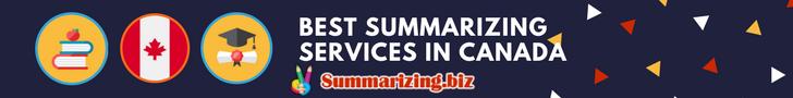 best summarizing services in canada