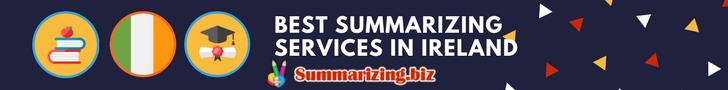 best summarizing services in ireland