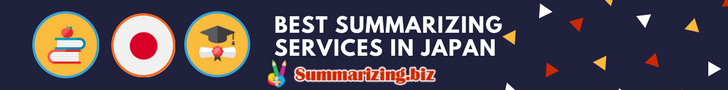 best summarizing services in japan