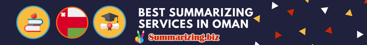 best summarizing services in oman