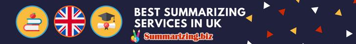 best summarizing services in uk