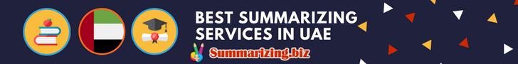 best summarizing servives in uae