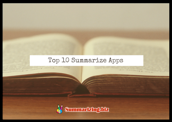 best summize app
