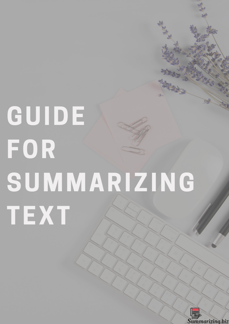 sum text guide