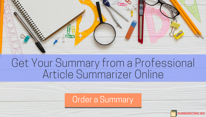 article summarizer online