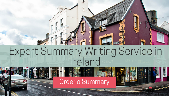 help summarize article for me ireland
