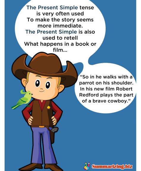 paraphrase vs summarize help