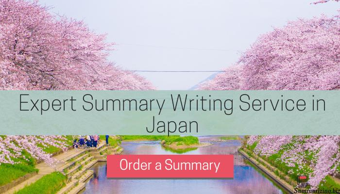 summarize my paragraph services japan