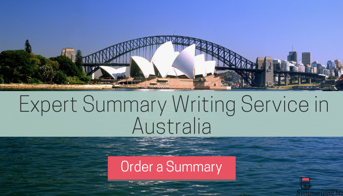 summarizing mla services australia